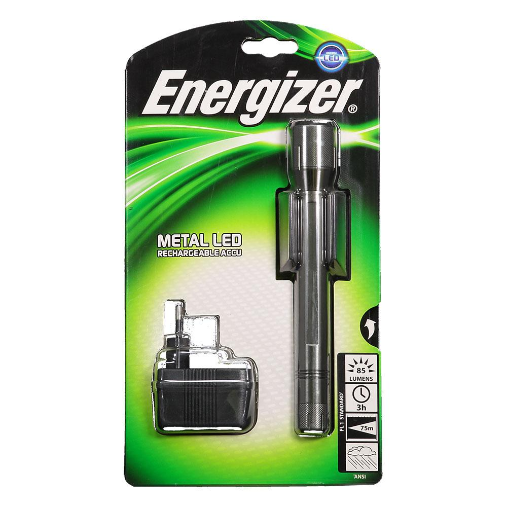 Energizer Professional Rechargeable Metal LED