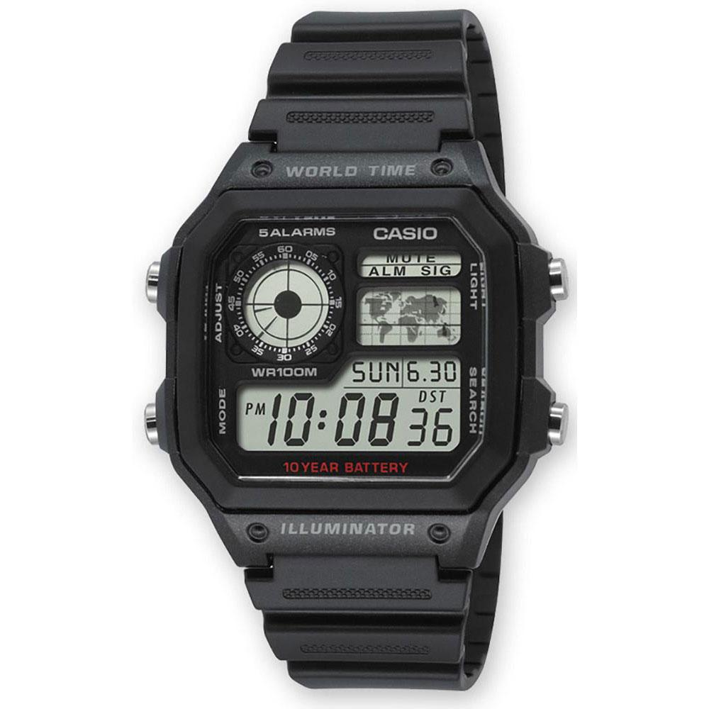 Casio Montre Sports AE-1200WH