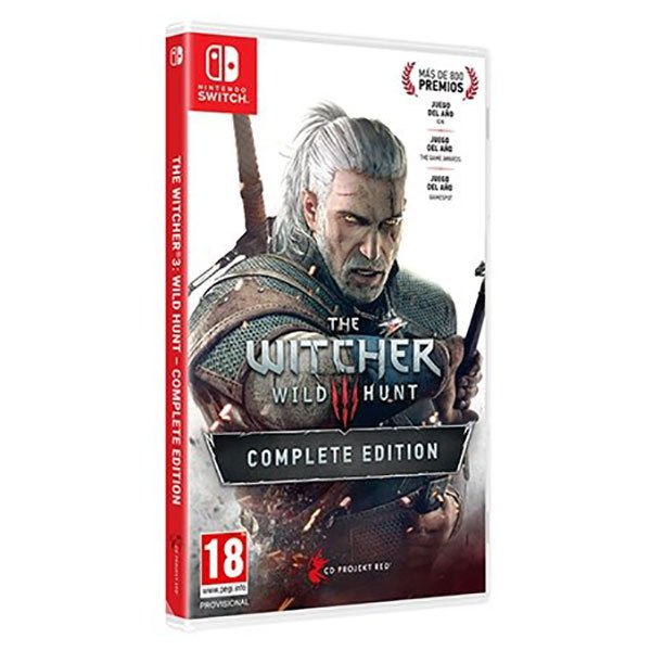 Bandai The Witcher 3 Wild Hunt Complete Edition Switch