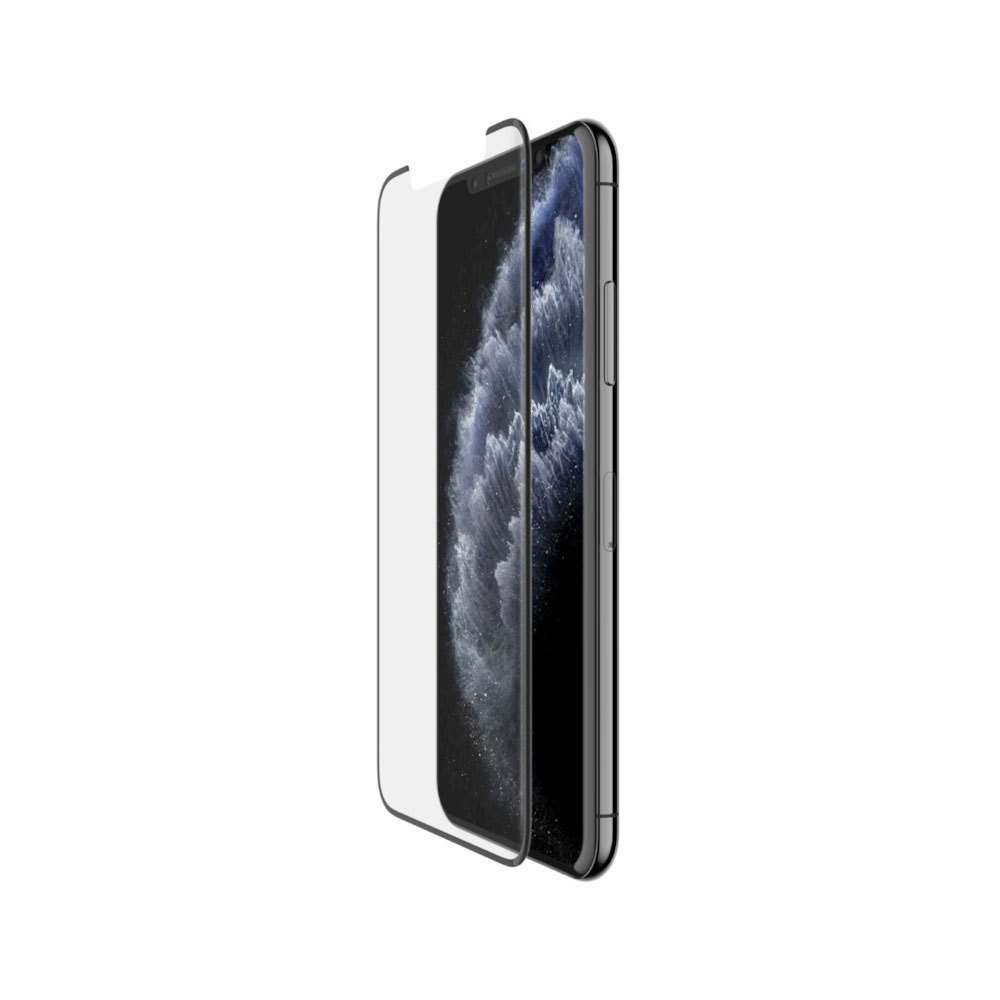 belkin iphone x xs 11 pro curve tempered glass