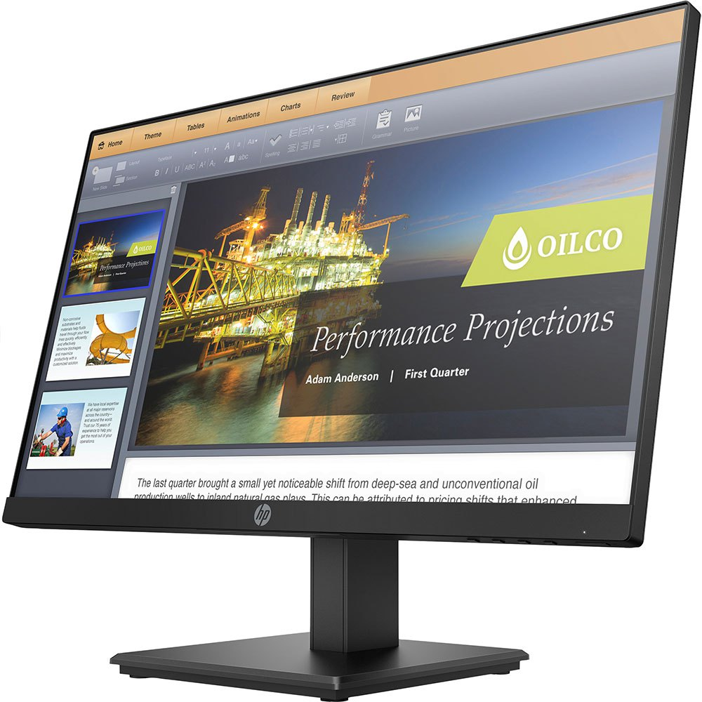 HP P224 21.5´´ Full HD LED Grey buy and offers on Techinn