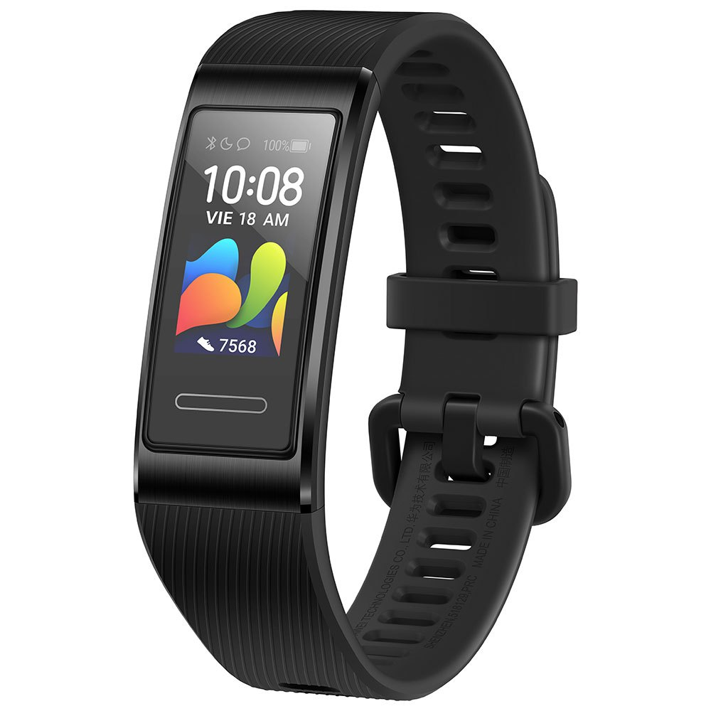 Huawei Band 4 Pro Черный, pulseras con Sensor Sp02