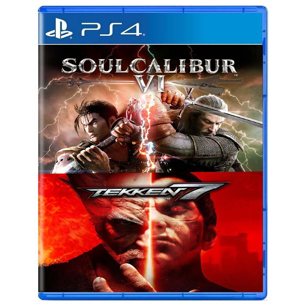 Sony Tekken 7 Soulcalibur Vi Ps4 Blue Buy And Offers On Techinn