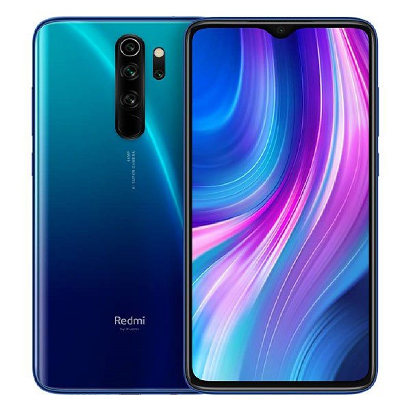 Xiaomi Redmi Note 8 Pro 6gb 128gb 6 5 Dual Sim Blue Techinn