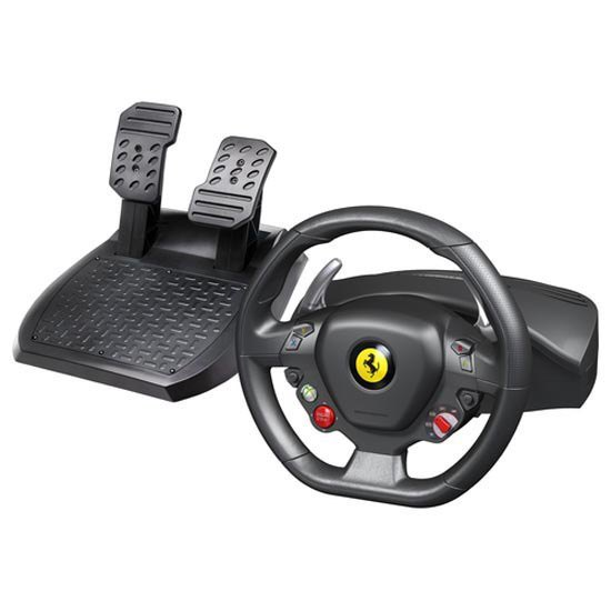 Thrustmaster Ferrari 458 Italia Schwarz Techinn