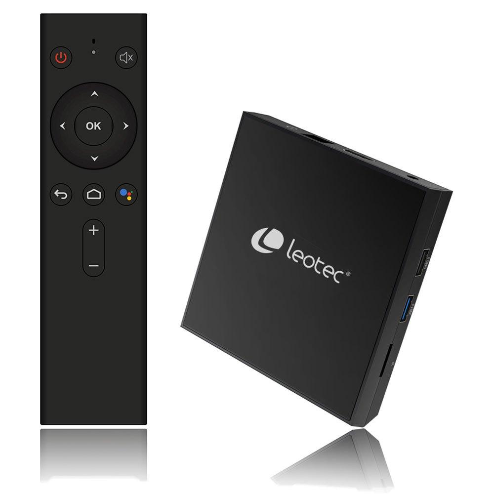 Leotec Android TV Box 4K Q4K18 Plus