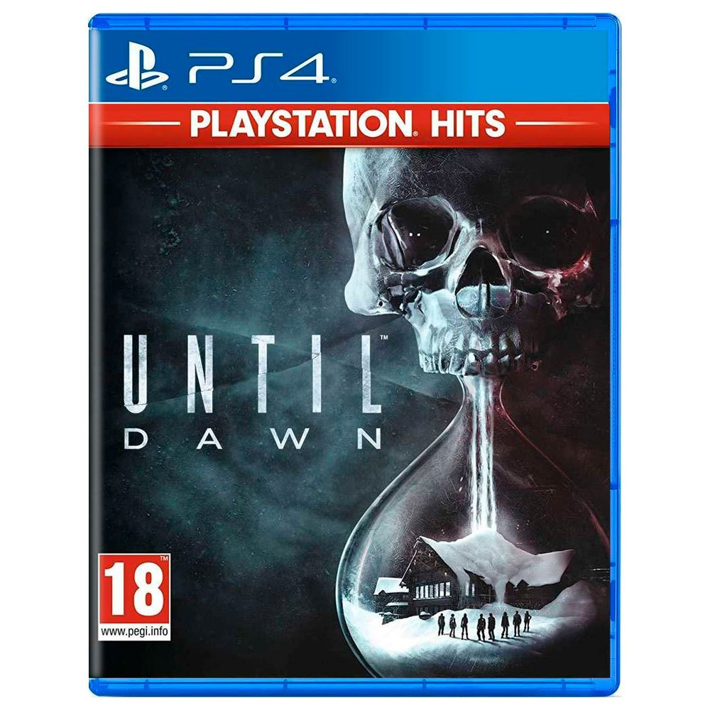 Sony Hits Until Dawn PS4