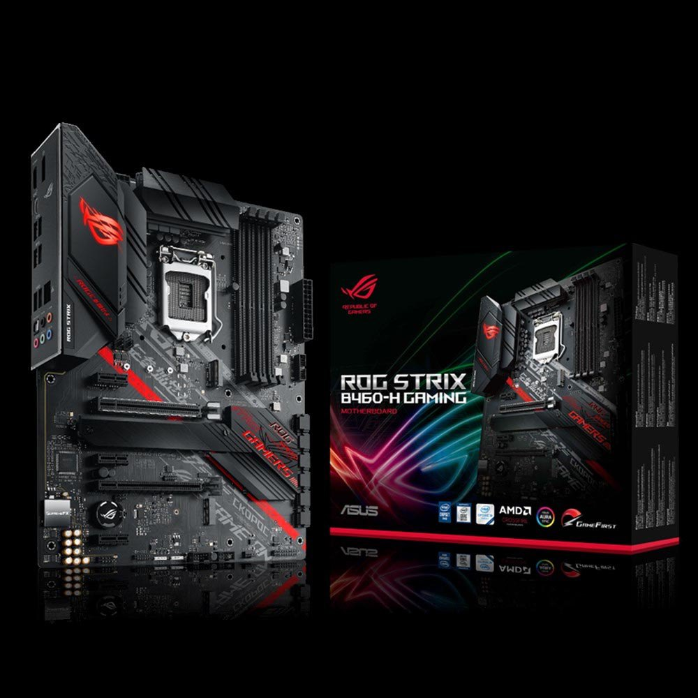 Asus ROG Strix B460-H Gaming comprar y ofertas en Techinn