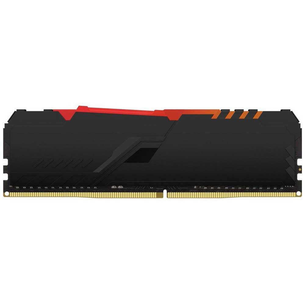 Kingston Hyperx Fury RGB 32GB DDR4 3200Mhz RAM Memory Green, Techinn