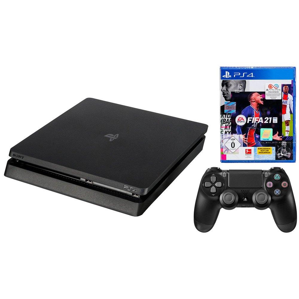 Sony Playstation 4 Slim 500GB+FIFA 21 buy and offers on Techinn