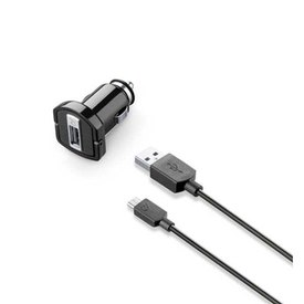 Interphone cellularline Car Charger+USB/Micro USB Cable