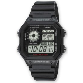 Casio Sports AE-1200WH Watch