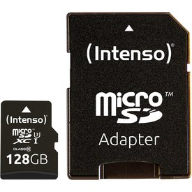 Intenso Micro SDXC 128GB Class 10 UHS-I Professional