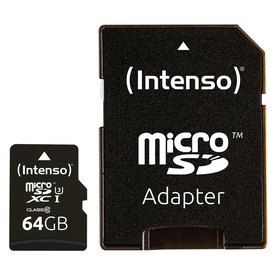 Intenso Micro SDXC 64GB Class 10 UHS-I Professional