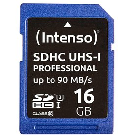 Intenso SDHC 16GB Class 10 UHS-I Professional