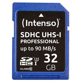 Intenso SDHC 32GB Class 10 UHS-I Professional