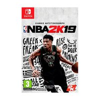 Nintendo NBA 2K19 Switch