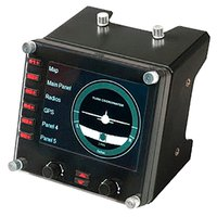 Logitech Saitek Pro Flight Instrument Panel PC