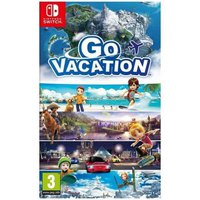 Nintendo Go Vacation Switch
