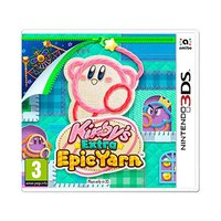 Nintendo Kirby´s Extra Epic Yarn 3DS