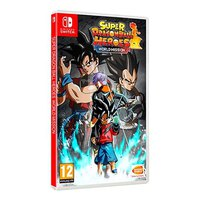 Bandai Super Dragon Ball Heroes World Mission Switch