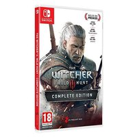 Bandai Nintendo The Witcher 3 Wild Hunt Complete Edition Switch