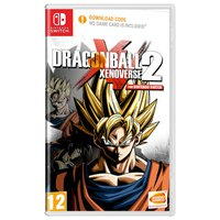 Bandai Nintendo Dragon Ball Xenoverse 2 Switch