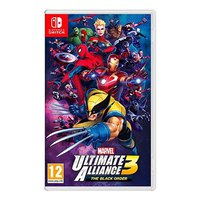 Nintendo Marvel Ultimate Alliance 3 The Black Order Switch