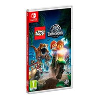 Nintendo Lego Jurassic World Switch