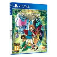 Bandai Ni No Kuni Wrath Of The White Witch Remastered PS4