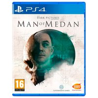 Bandai Sony Dark Pictures Man Of Medan PS4