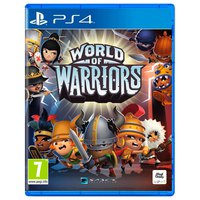 Sony World Of Warriors PS4