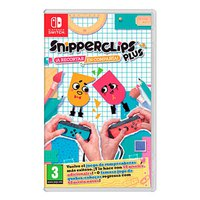 Nintendo Snipperclips Plus Switch