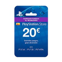 Sony PS Store 20€ Voucher