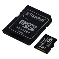 Kingston Canvas Select Plus Micro SD Class 10 512GB With SD Adapter