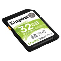 Kingston Canvas Select Plus SD Class 10 32GB
