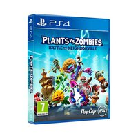 Sony Plants Vs Zombies Battle For Neighborville PS4