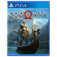 Sony God Of War PS4 Hits