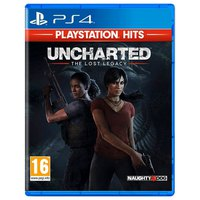 Sony Uncharted The Lost Legacy PS4 Hits