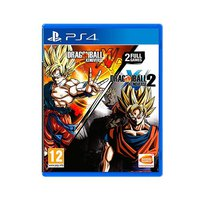 Sony Dragon Ball Xenoverse 1+2 PS4