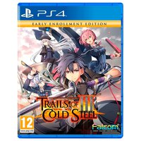 Sony TLOH Trails Of Cold Steel III PS4