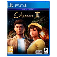 Sony Shenmue III Day One Edition PS4