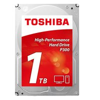 Toshiba P300 High-Performance 1TB 3.5´´