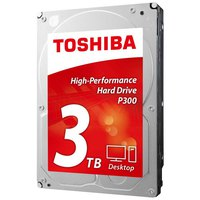 Toshiba P300 High-Performance 3TB 3.5´´