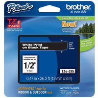 Brother TZE-335 Tape 12MM 8M