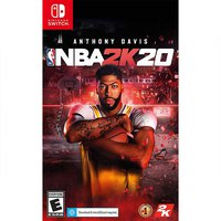 Nintendo Nba 2K20 Switch