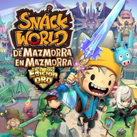 Nintendo Snack World: Mazmorra Switch