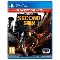 Sony Hits Infamous Second Son PS4