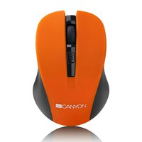Canyon Wireless Mouse Snap-In Nano DPI 800/1000/1600