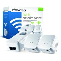 Devolo Dlan 550 Wifi Network Kit PLC